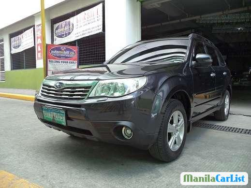 Picture of Subaru Forester Automatic 2012