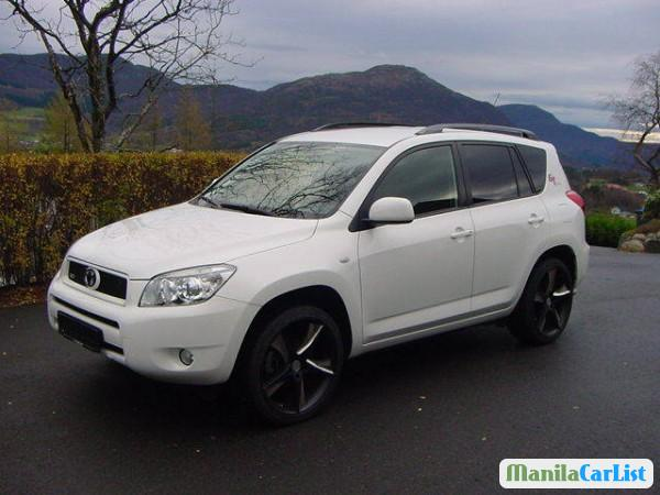Picture of Toyota RAV4 Automatic 2008