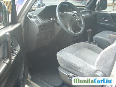 Mitsubishi Montero Sport Automatic 1995
