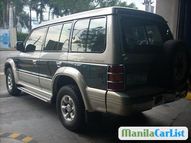 Mitsubishi Montero Sport Automatic 1995 in Philippines