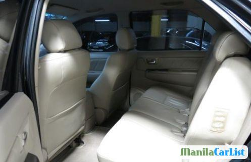 Toyota Fortuner Automatic 2007 in Albay - image