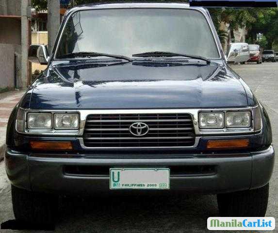 Toyota Land Cruiser Manual 1996 - image 3