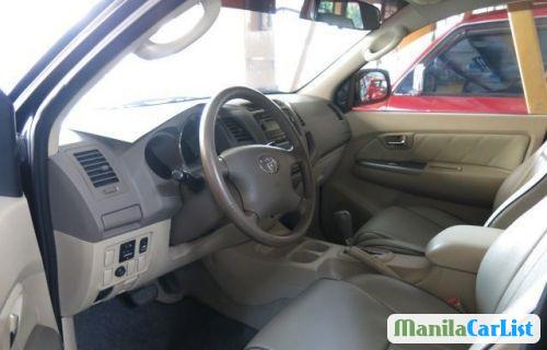 Toyota Fortuner Automatic 2007 - image 3