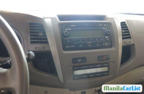 Toyota Fortuner Automatic 2007 - image 5