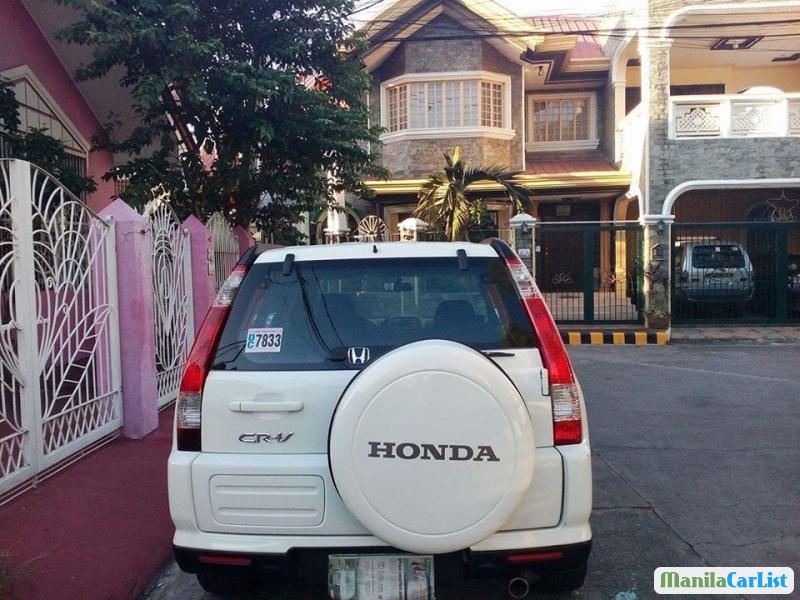 Honda CR-V Automatic 2005 in Dinagat Islands
