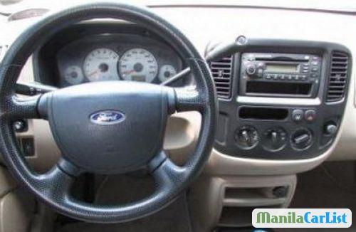 Ford Escape Automatic 2006