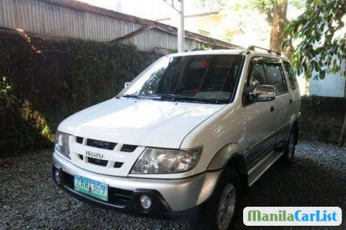 Picture of Isuzu Crosswind Automatic 2005