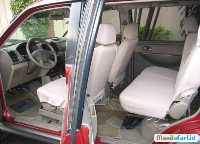 Mitsubishi Adventure Manual 2005