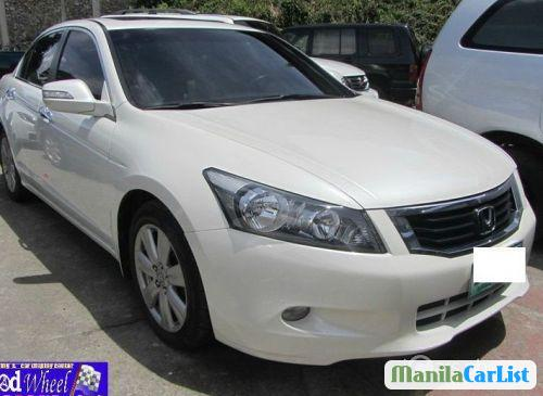 Picture of Honda Accord 2008