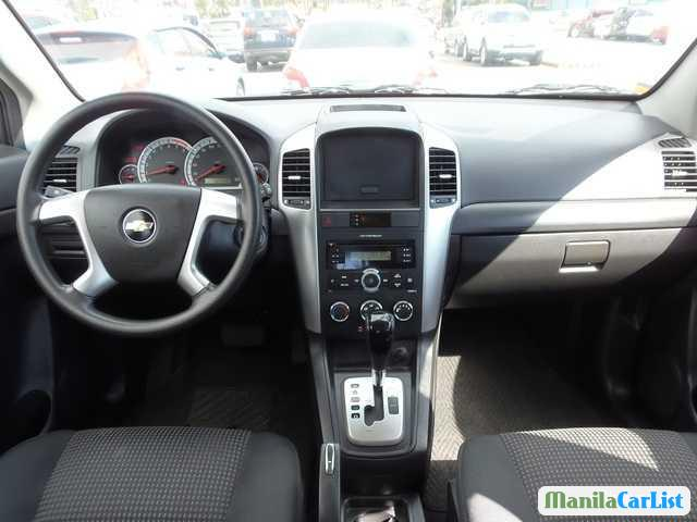 Chevrolet Captiva Automatic 2008