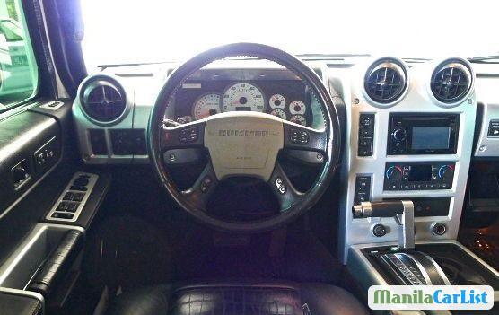 Hummer H2 2003 in Metro Manila