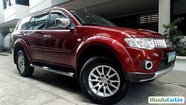 Mitsubishi Montero Sport Automatic 2010 in Philippines - image
