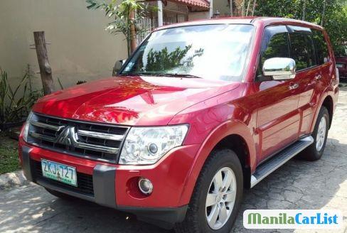 Pictures of Mitsubishi Pajero Automatic 2007