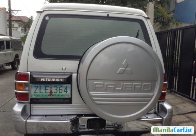Mitsubishi Pajero 2007 - image 2