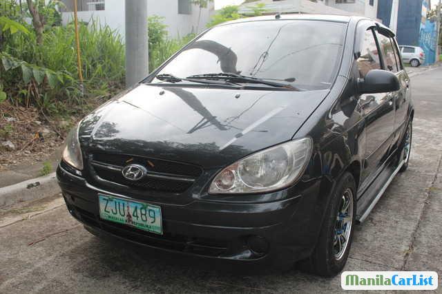 Pictures of Hyundai Getz Manual 2008