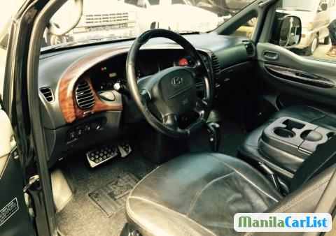 Hyundai Starex 2006 in Cebu