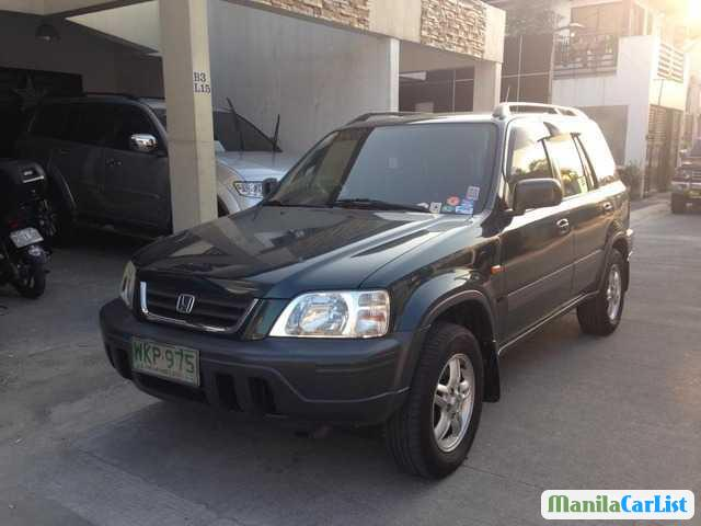 Picture of Honda CR-V Manual 1999