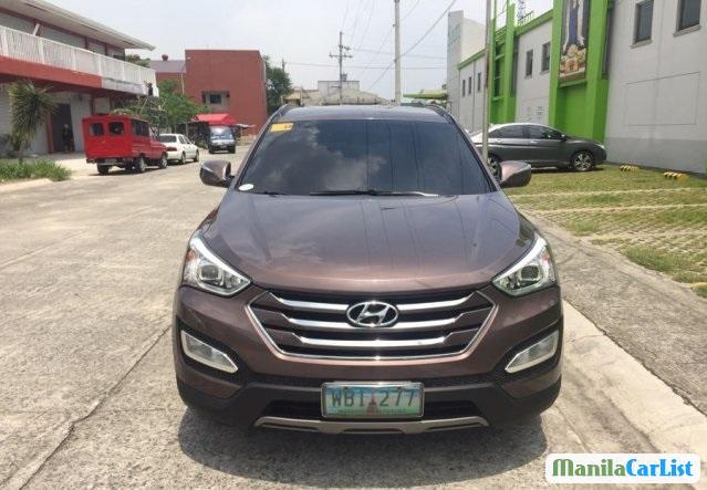 Picture of Hyundai Santa Fe 2013