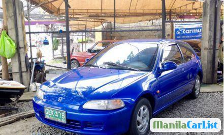 Pictures of Honda Civic Manual 1995