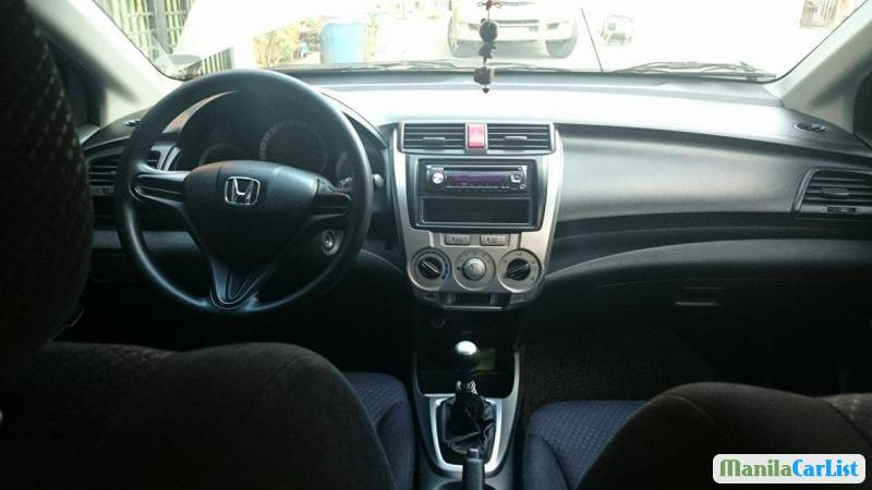 Honda City Manual 2016 in Philippines