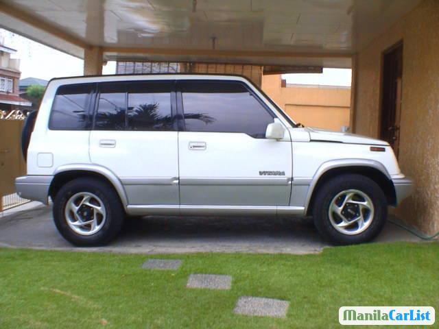 Pictures of Suzuki Vitara 1997