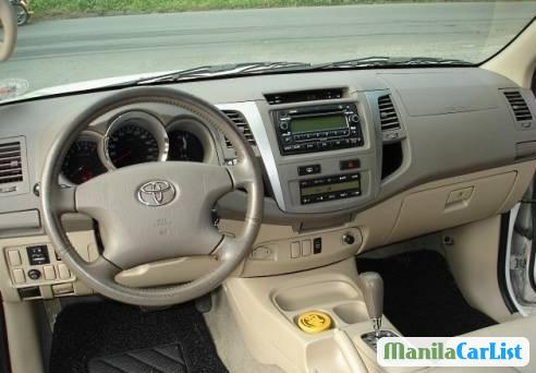 Toyota Fortuner Automatic 2008 in Isabela