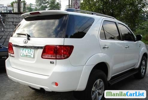 Picture of Toyota Fortuner Automatic 2008 in Isabela