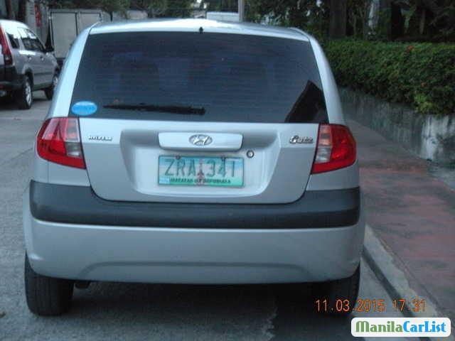 Hyundai Getz Automatic 2008 - image 3