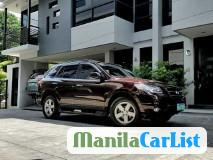 Picture of Hyundai Santa Fe Automatic 2008