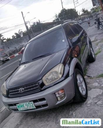 Pictures of Toyota RAV4 2002
