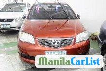 Picture of Toyota Vios Manual 2006
