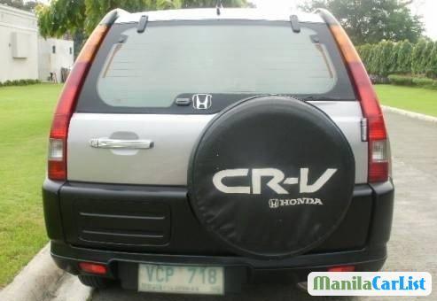 Honda CR-V 2002 in Cavite