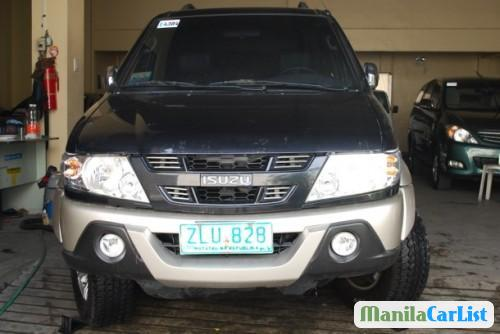 Picture of Isuzu Crosswind Manual 2008