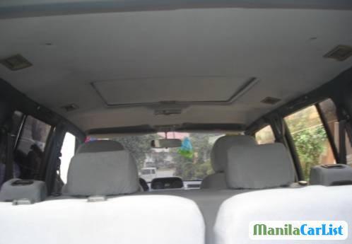 Mitsubishi Pajero 2000 in Philippines