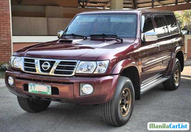 Picture of Nissan Patrol Automatic 2005