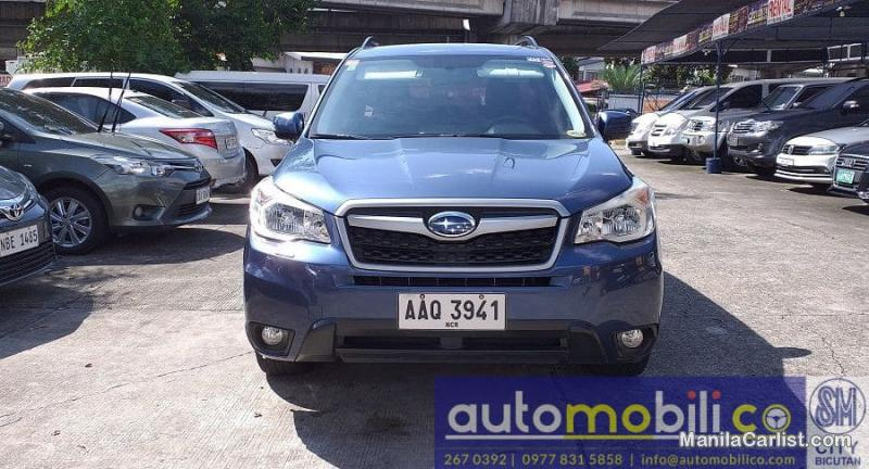Picture of Subaru Forester Automatic 2014