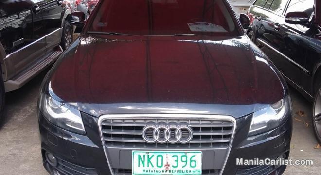 Audi A4 4DR Automatic 2009