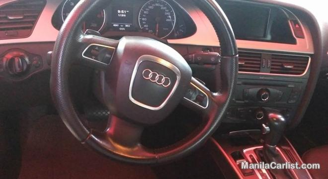 Picture of Audi A4 4DR Automatic 2009 in Metro Manila