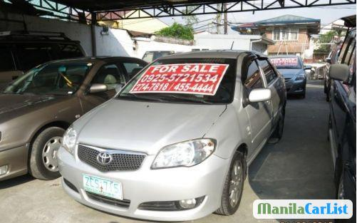 Pictures of Toyota Vios Automatic 2005