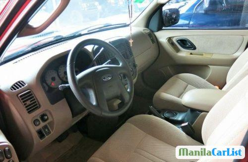 Ford Escape Automatic 2003 in Negros Occidental
