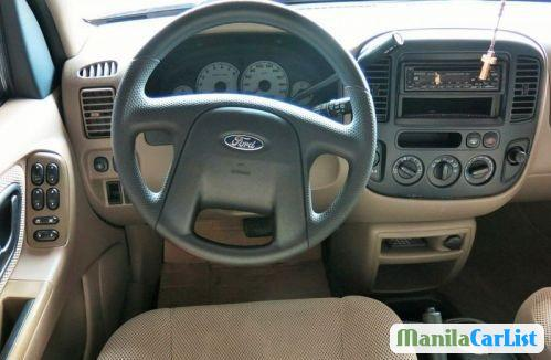 Ford Escape Automatic 2003 in Philippines