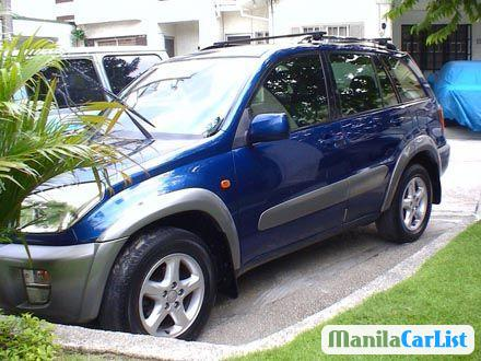 Pictures of Toyota RAV4 Automatic 2000