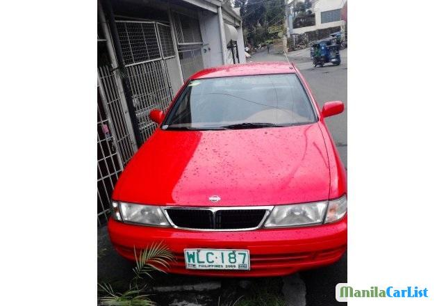 Picture of Nissan Sentra Manual 2000
