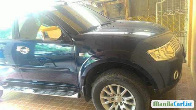 Picture of Mitsubishi Montero Sport Automatic 2010
