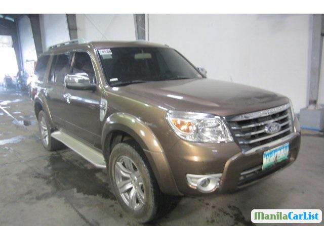 Picture of Ford Everest 2011