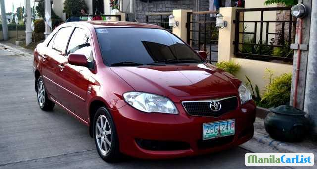Picture of Toyota Vios Manual 2014
