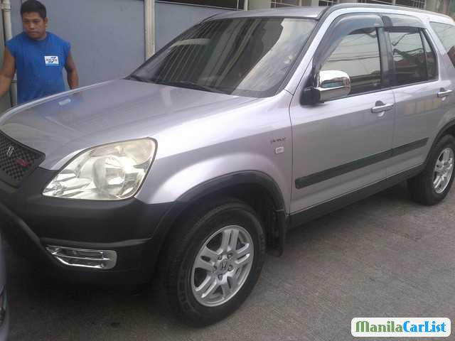 Picture of Honda CR-V Manual 2012