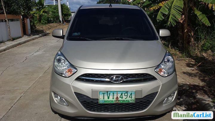 Picture of Hyundai i10 Manual 2012