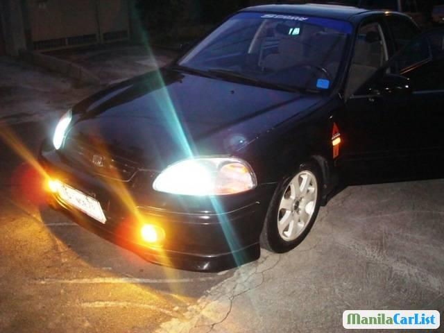 Pictures of Honda Civic Manual 1996