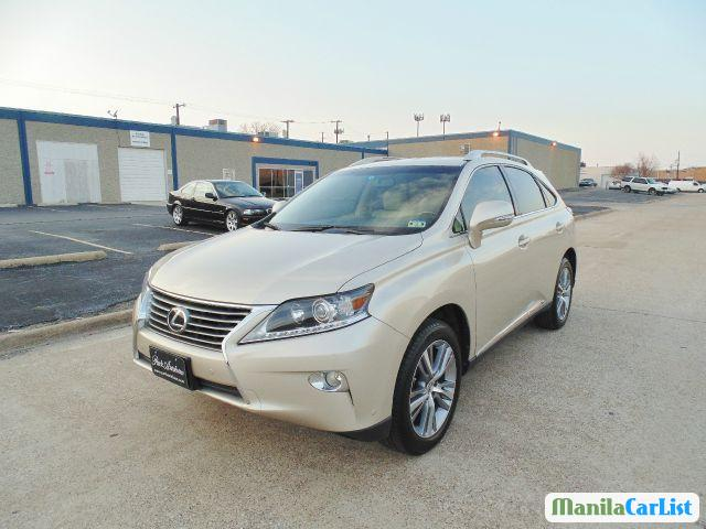 Picture of Lexus RX Automatic 2013